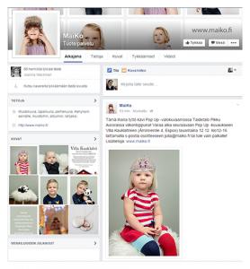 MaiKo Facebook