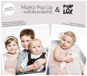 MaiKo ja Pomp de Lux -kilpailu 2016